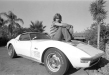 Former Teen Idol David Cassidy is Forced to Sell His 2009 Corvette