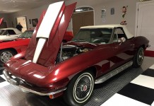 Tom Falbo's 1967 L89 Corvette Hammers Twice, Sells for $167,000