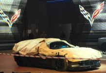 [PIC] Is This the New C7 Chevrolet Corvette Grand Sport