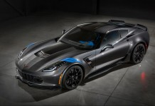 Chevrolet Introduces the 2017 Corvette Grand Sport