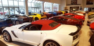 February 2016 Corvette Sales