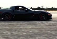 [VIDEO] Genovation's Corvette Sets Top Speed Record for an Electric Vehicle