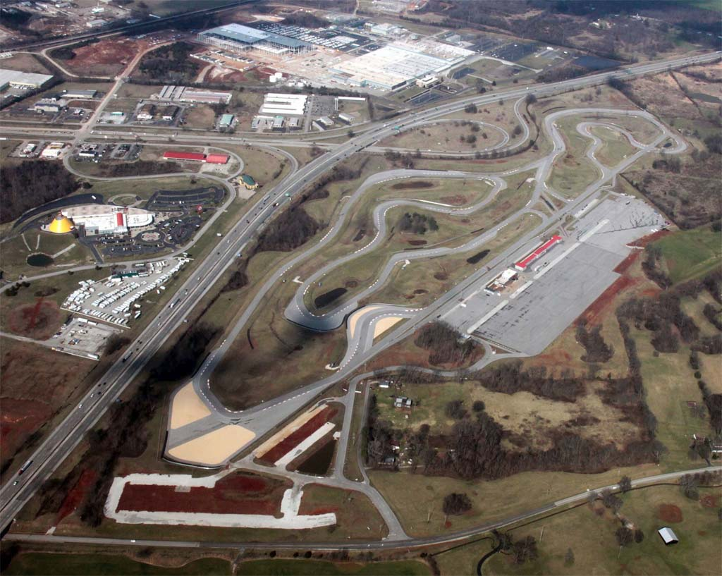 NCM Motorsports Park Submits New Noise Plan to Bowling Green's Planning Commission