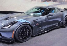 Limited 2017 Corvette Grand Sport Collector's Edition will be limited to 1,000 and each build number will be displayed on a unique dash plaque.