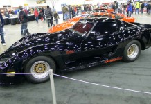 Lingenfelter's 1981 Corvette Greenwood GTO Invited to Amelia Island Concours