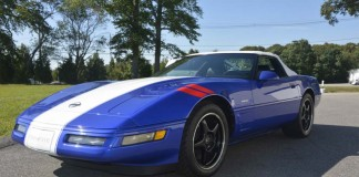 Celebrate the C4 Corvette Grand Sport's 20th Anniversary at Corvette Funfest