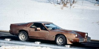 [PIC] Throwback Thursday: Car Spy Photographer Captures a Disguised 1984 Corvette Prototype