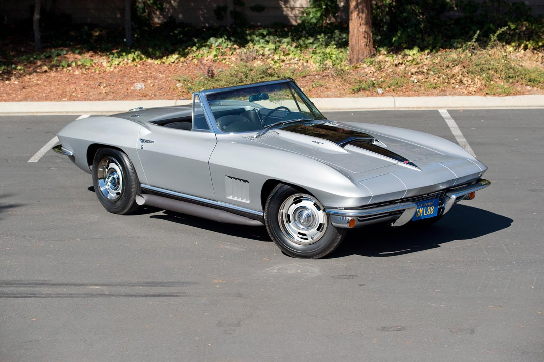 C4 Corvette For Sale Houston Tx: [VIDEO] Worldwide Auctioneers Will Offer A 1967 L88