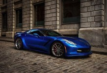 ACS Composites Offers New Bolt-On Widebody Kits the C7 Corvette Stingray
