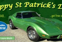 Keep More of your Green with Free Shipping from Corvette Central