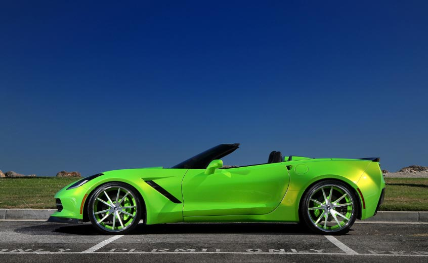 [GALLERY] All Corvettes are Green on St. Patrick's Day! (43 Corvette Photos)