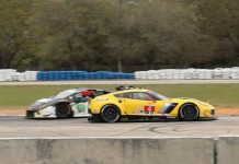 Five Crazy Moments for Corvette Racing at the 12 Hours of Sebring