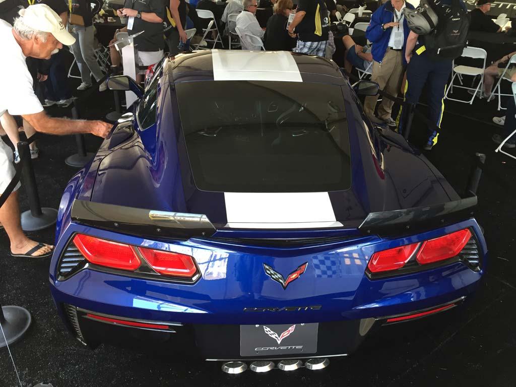 [VIDEO] Walk Around the 2017 Corvette Grand Sport at Sebring