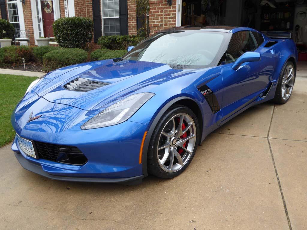 [GALLERY] Corvette Seller Mike Furman Upgrades to a New 2016 Corvette Z06