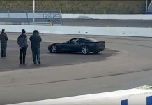 [VIDEO] World's First RC C6 Corvette is Back for a Workout at the Track