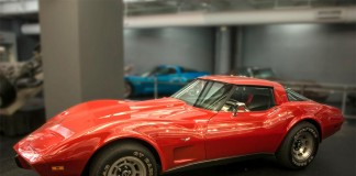 1979 'Big Red' Corvette Joins the Corvette Museum's Collection