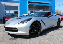 March 2016 Corvette Sales