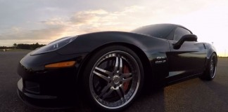 [VIDEO] Michelle Rodriguez Drives a 1,000-HP Corvette Z06