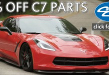 Save 10% on C7 Corvette Parts at Corvette Central