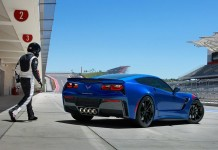 New 2017 Admiral Blue to be Available During Final 2016 Corvette Production
