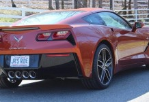 Win a 2016 Corvette Stingray Owned by Dale Earnhardt Jr.
