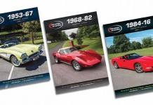 Corvette America's New 2016 Catalogs are Now Available