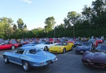 Corvettes on Woodward Charity Event Changing Locations for 2016