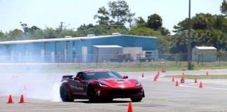 [GALLERY] Corvette Z06 Hot Laps at Barrett-Jackson Palm Beach