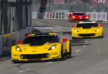 Corvette Racing at Long Beach: Gavin, Milner Second in GTLM