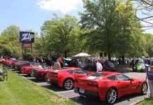 Zip Corvette's Customer Appreciation Cruise-In is Saturday, May 7th