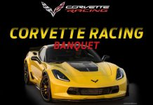 Tadge Juechter and 2017 Grand Sport to Headline Monterey's Corvette Racing Banquet