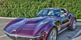 [GALLERY] All Corvettes are Purple Today (29 Corvette photos)
