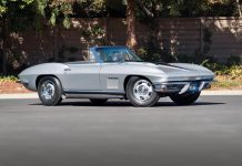 Silver L88 Trifecta Sells at Worldwide Auctions Houston Sale