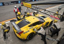 Corvette Racing to Run New Le Mans-Spec Michelins at Laguna Seca