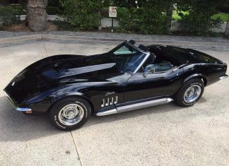 [GALLERY] Black Friday! (40 Corvette photos)