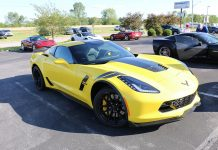 Official: 2017 Corvette Grand Sport will Start MSRP at $65,450