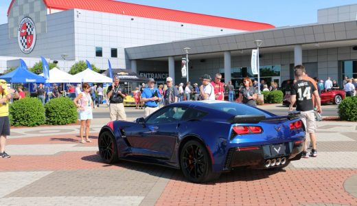 [VIDEO] What's New with the 2017 Corvette Seminar from the NCM Bash