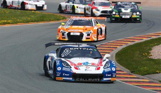 Callaway Corvette C7 GT3-R Captures First Win at Sachsenring