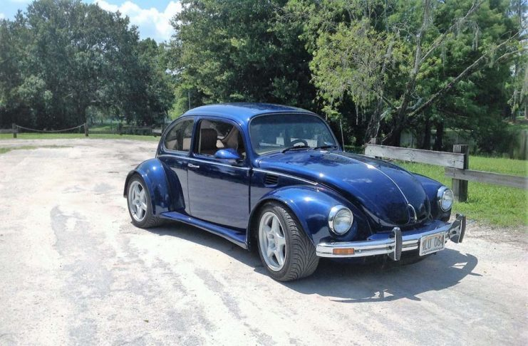 1987 C4 Corvette Masquerades as a VW Beetle