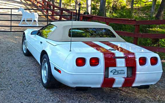 Corvette Central Reminds Us that Moms Love Corvettes and Free Shipping