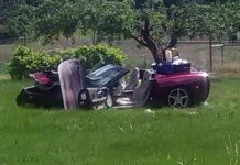 [ACCIDENT] Police Seek Witnesses in Canadian C5 Corvette Crash