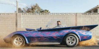 Rat Fink Inspired 1975 Corvette Bubble Ray is One of a Kind
