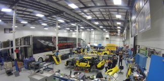 [PIC] Corvette Racing Prepares for the 24 Hours of Le Mans Test