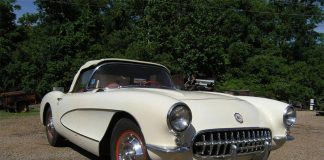 Basement Find 1956 Corvette Features Rare Duntov Cam