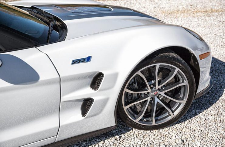 GM Trademark of ZR1 Lends Credence to a New Super Corvette