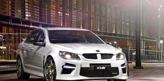 Holden's Finale for Commodore Features LS9 V8 and a Price Tag of $165K