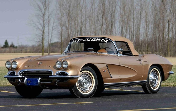 The Top 11 Corvette Sales of Mecum Indianapolis 2016