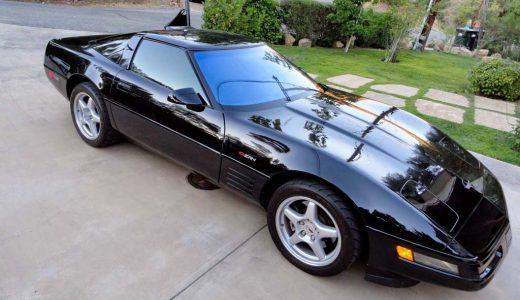 [GALLERY] Black Friday! (46 Corvette photos)