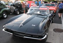Happy 50th Birthday to My 1966 Corvette Sting Ray
