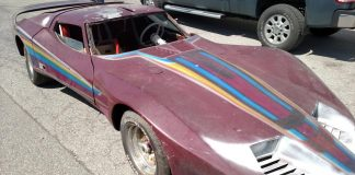 Looking for a Good Home: Saten's Wing Custom-Mid Engine Corvette